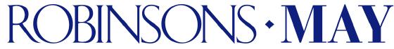 RobinsonsMay logo