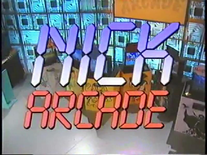 nickelodeon arcade logopedia fandom powered by wikia