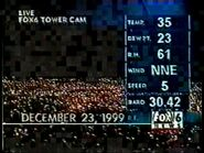 WBRC's FOX 6 News Daybreak video opening from December 23rd, 1999