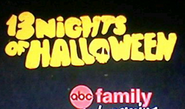 Abc family 13 nights of halloween credits 2015
