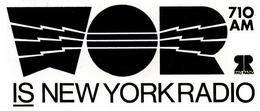 WOR logo circa 1969