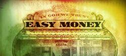 Easy Money series title
