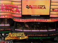 Good Morning America; ABC; May 4, 2006 (2)