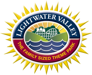 Lightwater Valley old logo