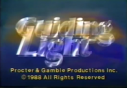 Guiding Light Close From 1988 - 3
