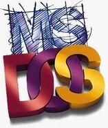 540011ms-dos logo