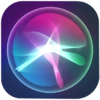 Siri icon on iOS 11
