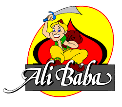 Ali Baba 6th logo 1 January 2000-13 August 2006 alt