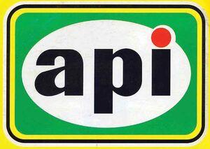 Logo - api - anonima petroli italiana