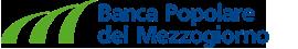Logo banca pop del mezzogiorno