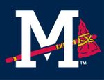 Mississippi Braves cap insignia
