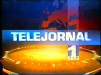 RTP1 Telejornal Destaques, Relgio e Abertura 1999 1 0001
