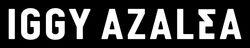 Iggy Azalea logo 2013