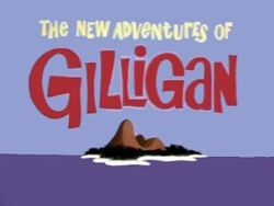 The New Adventures of Gilligan title card