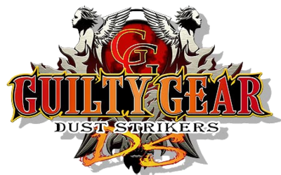 Guilty Gear Dust Strikers Logo