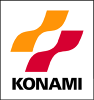 Konami 3rd logo
