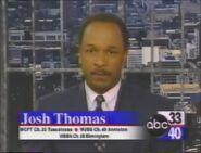 Alabama's ABC 33-40 ID with Josh Thomas 1997