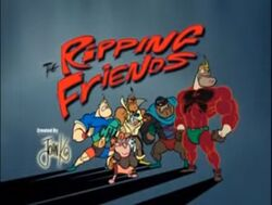 Ripping Friends