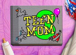 Teen Mom 3 logo