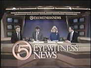 WEWS Logo 1986 d TV 5 Eyewitness News