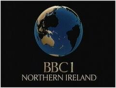 BBC 1 1985 Northern Ireland