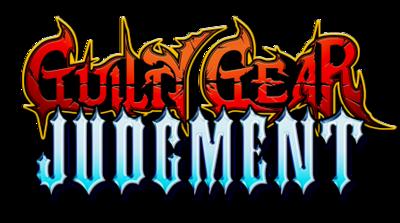 Guilty-Gear-Judgement-Logo