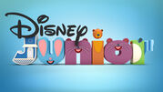 Bear in the Big Blue House - Disney Junior Logo