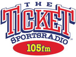 WGVX 105.1-WRXP 105.3-WGVZ 105.7 The Ticket 105 FM