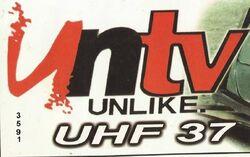 UNTV 37 Unlike