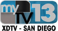 XDTV MyTV 13 San Diego