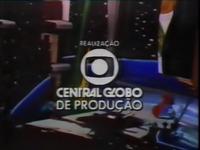 Logo globo 1989