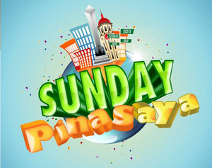 Sunday Pinasaya Title Card