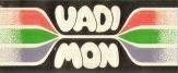 Vadimon print logo