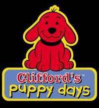 Clifford puppy days