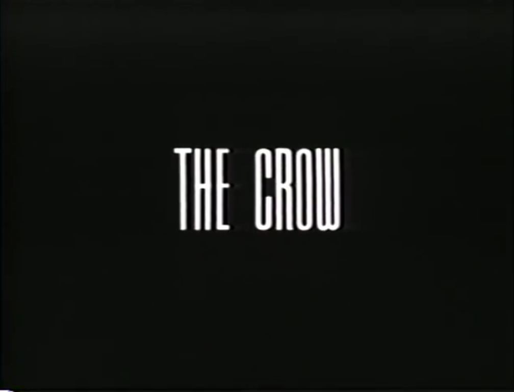 The crow logo - photo#14