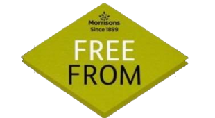 Morrisons free from