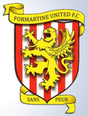 Formartine United FC logo (introduced 2012)