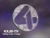 KXJB 1998 Logo