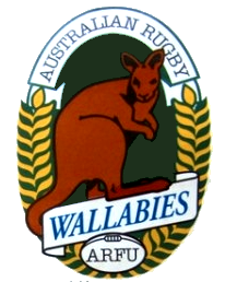Wallabies Old Logo