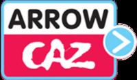Arrow Caz logo