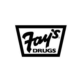 Fay's Drugs logo