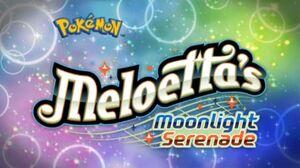 Meloetta's Moonlight Serenade logo