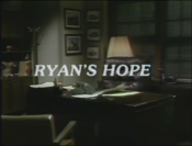 Ryan's Hope Close