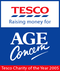 Tesco Charity of the Year 2005