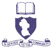 National Library of Guyana logo