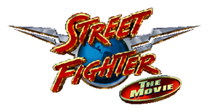 Street Fighter The Movie Logo