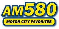 AM 580 Motor City Favorites logo