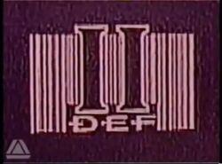 BBC2 DEF II 1989
