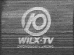 WILX-TV 10 1980's Logo