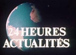 24 heures actualités 1967